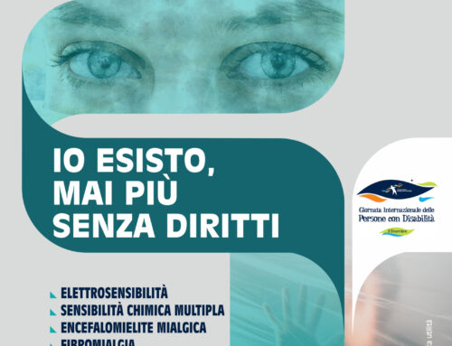 "Video appello ""riconoscere le disabilità ambientali'"