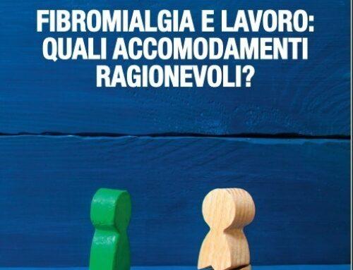 Fibromialgia e lavoro: quali accomodamenti ragionevoli?