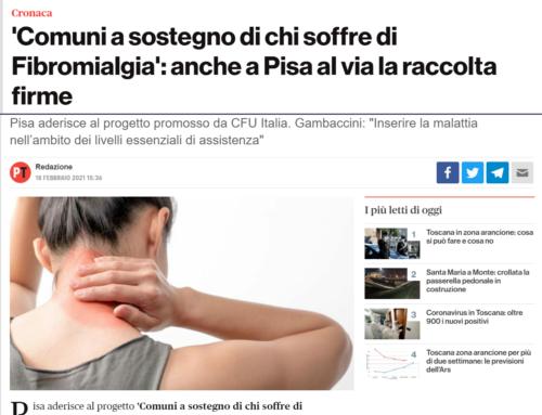 COMUNI A SOSTEGNO – PISA
